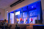 John Kyrle High school production West Side Story